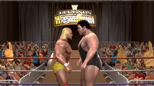 WWE Demo
