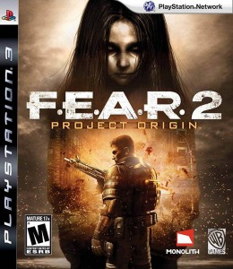FEAR 2 Box Art