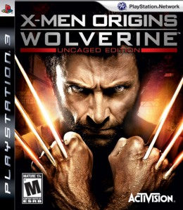 Wolverine Box Art