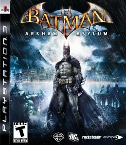 Batman Boxart