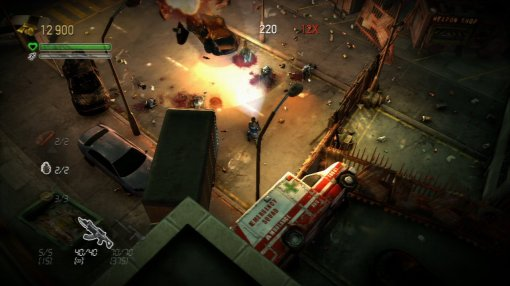 Dead Nation PSN Screenshot