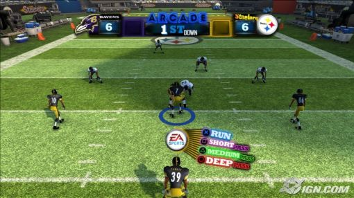 Madden NFL Arcade PSN Screenshot